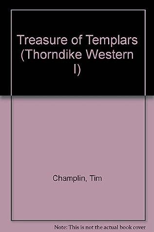 book cover of Treasure of Templars