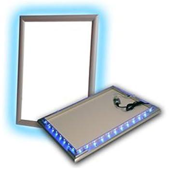 Illuminated backlit poster light box led - Lightbox amazon ...