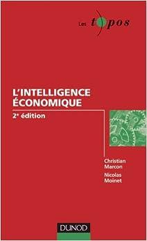 Lintelligence économique - 2e édition
