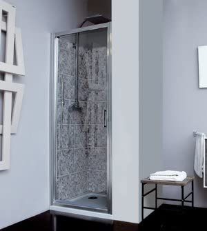 Mampara de ducha Naxos puerta pivotante – vidrio seguridad 5 mm ...