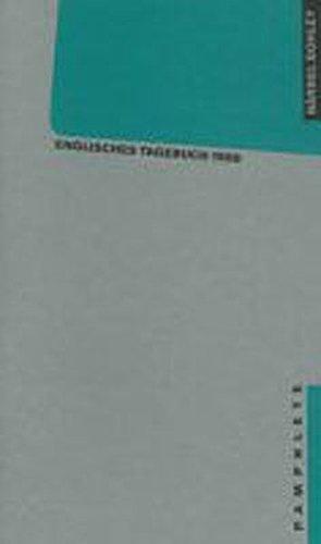 Bärbel Bohley - Englisches Tagebuch 1988