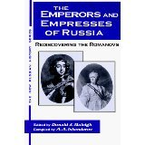 The Emperors and Empresses of Russia, , 1563247593