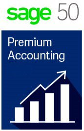Sage 50 Premium Accounting 2018 2 User + Sage Traditional Support