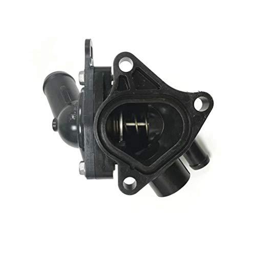 Lovey-AUTO OEM # 19320-PNA-003 Thermostat Case Cover shell Cap Housing 19320-PNA-003 Fits for Honda CRV CR-V 2.4L-L4 2002-2006 Civic Hatchback 3 2002-2005