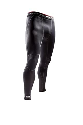 McDavid 8150 Compression Pant, Black, Large