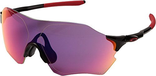 Oakley  Men's (A) Evzero Range Black W/ Prizm Road One - Road Prizm Oakley