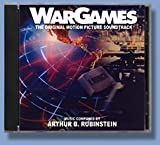WarGames The Original Motion Picture Soundtrack (Special Promotional CD)