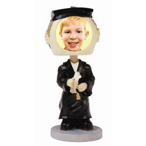 Graduate Photo Bobble Head - Case of 12