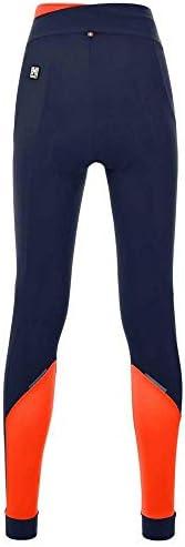 Santini Flashy Orange 2018 Fashion Sfida Womens Cycling Pants  NZiyZ