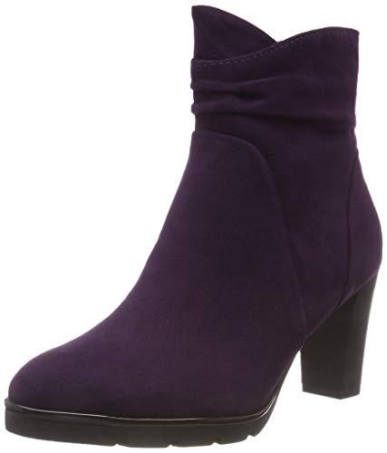 31 508 Donna Stivaletti 25844 Viola Marco Tozzi purple w7gBAA