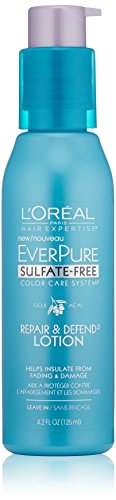 L'Oreal Paris Hair Care Expertise Everpure Repair and Defend Leave in Treat