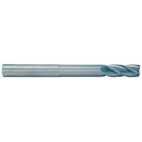 "Rushmore 1//4/"" Carbide 4 Flute Single End Mill w//.020/' Radius"