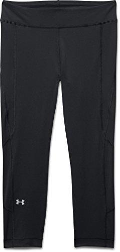 Under Armour 004Gear la chaleur Crop Pantalon pour femmes–noir, 2x l