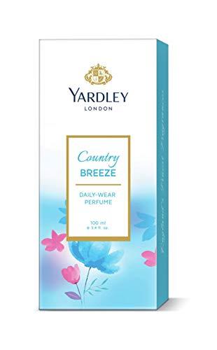 Yardley London Country Breeze Daily Wear Perfume For Women, 100ml