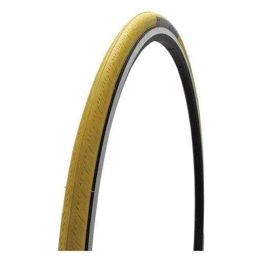 Pneu Rolo de Treinamento Cycleops 700x23c Dobrável Amarelo