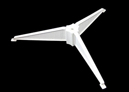 Northlight White Plastic Christmas Tree Stand for 3' - 4' Artificial Trees