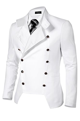 Coofandy Casual Double breasted Jacket Blazer product image