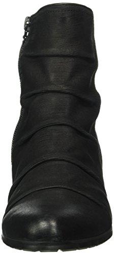 Gerry Weber Caren 09, Zapatillas de Estar por Casa para Mujer Negro - negro