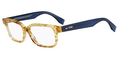 FENDI Eyeglasses 0035 07OC Vintage Amber - Vintage Mens Fendi