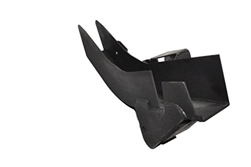 Passenger Rear Trail Arm Rust Repair Section for Jeep Wranglers 1997-2006 by Pocono Metal Craft (Rear Part Repair Mount)
