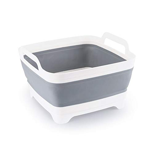 Gano Zen Plastic Wash Vegetable Fruit - Basket Foldable Creative Portable Camping Fishing - Kitchen Bath Cleaning Tools - Outdoor Accessories by Gano Zen (Image #1)