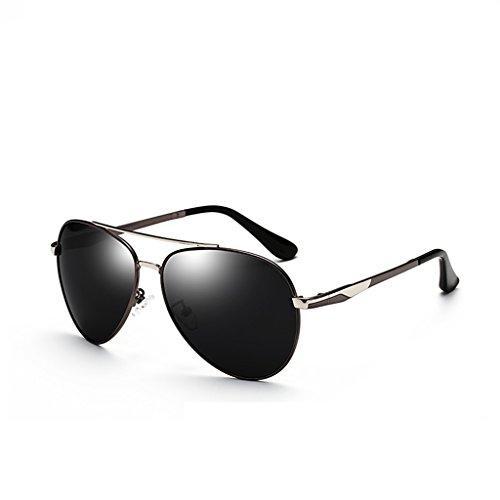 Soleil Sunglasses HAIYING Lightweight C C Pour Retro Hommes Driving Classic Hommes Metal Wayfarer Taiyangjing Mode Soleil Polarized Lunettes Lunettes UV400 Couleur Métal De De Frame wtCd88q