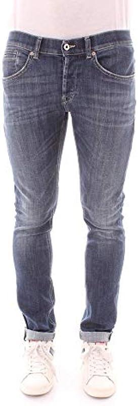DOND UP UP232 DS0283 Jeans Męskie: Odzież
