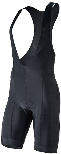 Cannondale Men's Prelude 8 Bib Shorts, Black, X-Large