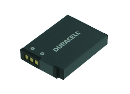 Duracell 3.7 Volt Li-Ion digital camera battery replacement