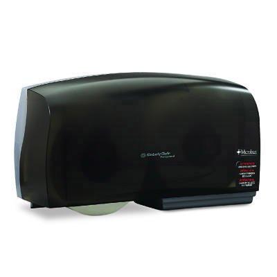IN-SIGHT Coreless JRT 2-Jumbo Roll Tissue Dispenser, 20w x 6