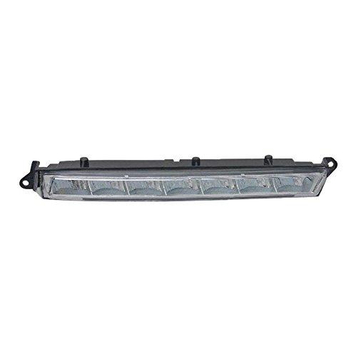 NEW RIGHT DAYTIME RUNNING LIGHT FITS MERCEDES GL350 GL450 2012-14 164-906-04-51 1649060451 MB2563106 164 906 04 51