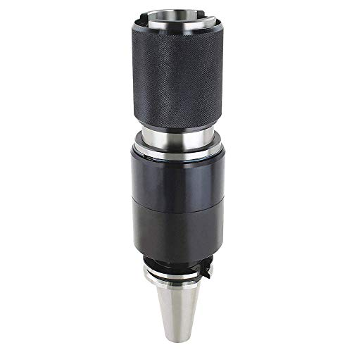 Lyndex-Nikken C40S5-0562-2.93 CAT40 Tension/Compression Stubby Length Tap Holder, 1 System, 2.93