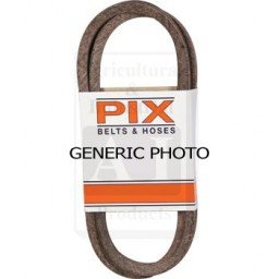 PIX Lawn Mower Snow Blower Belt with Kevlar For KUBOTA # K5763-34710 by Pix America