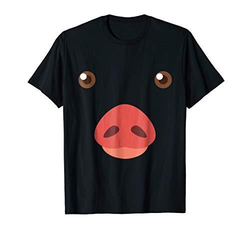Funny Pig Piglet Hog Oinker Simple Cozy T Shirt Tee Tshirt for $<!--$13.99-->