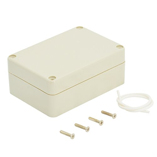 Household Merchandises Practical One Pcs 105*36*31mm Housing Diy Aluminum Enclosure Ip66 Waterproof Box For Electronic Project Contorl Switch Junction Box Rain Gear