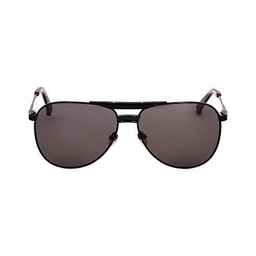 Calvin Klein Metal Frame Grey Lens Men's Sunglasses ()