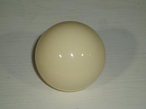 Aramith Billar 2 1/16 Torneo Bola Blanca de Color Blanco ...