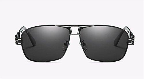 Metal Sunglasses Steampunk Men Women Fashion Glasses Retro Vintage Sunglasses ()