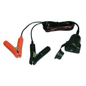 6' Auto Battery Power Cord : 48-450 by Philmore / LKG Industries, Inc.
