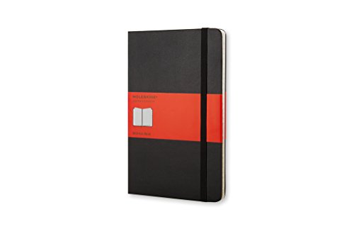 Moleskine Classic Address Book, Pocket, Black, Hard Cover (3.5 x 5.5) - Alphabetical Tabs