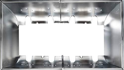 Campingaz InstaClean System reserveonderdelenset voor 4 Series Classic en Woody gasbarbecues, vervangingsonderdeel…
