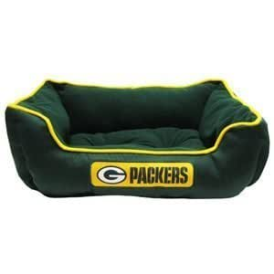 Amazon.com : Pets First NFL Green Bay Packers Pet Bed