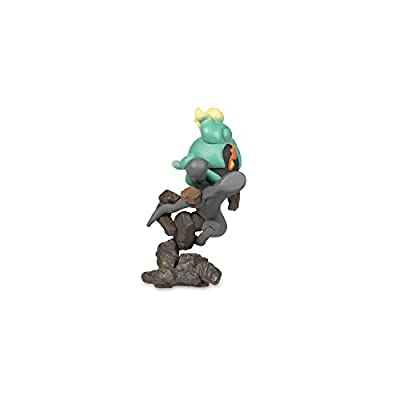 Pokemon TCG: Marshadow Figure Collection Box: Toys & Games