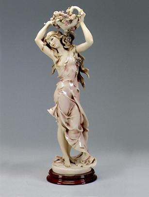 Giuseppe Armani Lilac And Roses-Retired Le 7,500 882C