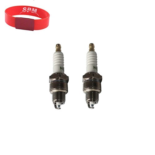 2 cycle spark plugs - 7