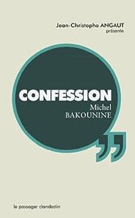 Confession par Emmanuel Adely
