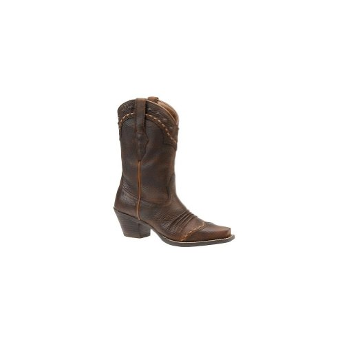 Ariat Womens Dixie Boot Brown Oiled Rowdy