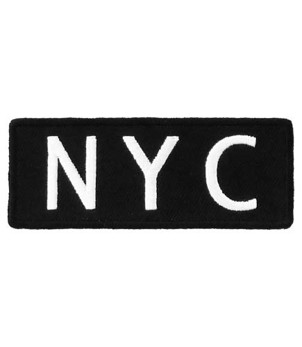 NYC New York City Patch, Major US City Patches