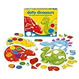 ZDTech Orchard Toys Dotty Dinosaurs Educational Game