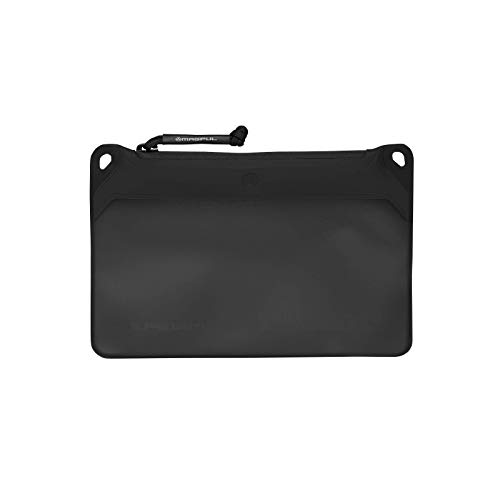 Magpul DAKA Window Pouch Zippered Tactical Range Tool and Gear Bag, Black, Small
